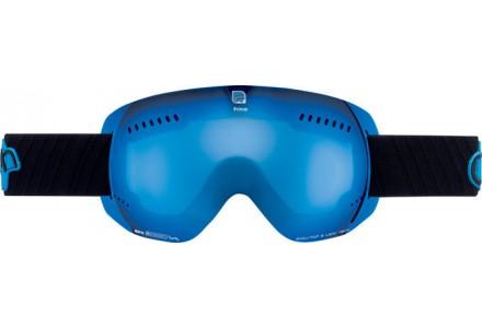 Masque de ski mixte CAIRN Bleu PRIME Miroir bleu SPX 3000