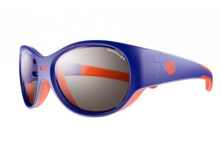 Lunettes de soleil pour bébé JULBO Bleu Puzzle Bleu / Orange - Spectron 3 +