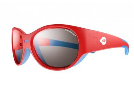Lunettes de soleil pour bébé JULBO Rouge Puzzle Rouge / Bleu - Verre : Spectron 3 +