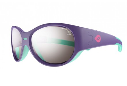 Lunettes de soleil pour bébé JULBO Violet Puzzle Violet / Turquoise - Spectron 4 Baby