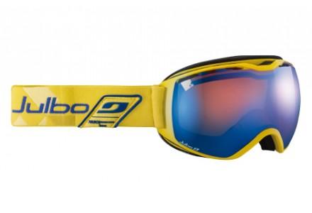 Masque de ski mixte JULBO Jaune QUANTUM Jaune Spectron 3+