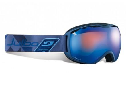 Masque de ski mixte JULBO Bleu QUANTUM Bleu Nuit  Polarisé