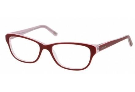 Lunettes de vue pour femme RALPH LAUREN Rouge RA 7020 870 52/16