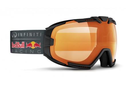 Masque de ski mixte RED BULL Noir RASCASSE SUN RACE 002S