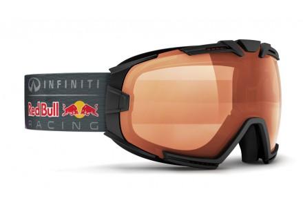 Masque de ski mixte RED BULL Noir RASCASSE ICE RACE 003S