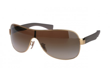 Lunettes de soleil mixte RAY BAN Or RB 3471 YOUNGSTER 001/13 32