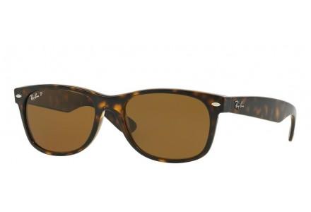 Lunettes de soleil mixte RAY BAN Ecaille RB 2132 NEW WAYFARER 902/57 55/18