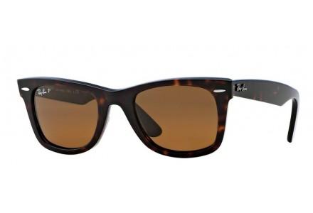 Lunettes de soleil mixte RAY BAN Ecaille RB 2140 WAYFARER 902/57 50/22