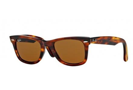 Lunettes de soleil mixte RAY BAN Ecaille RB 2140 WAYFARER 954 50/22