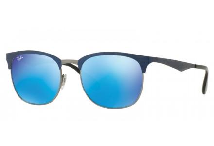 Lunettes de soleil mixte RAY BAN Bleu RB 3538 189/55 53/19
