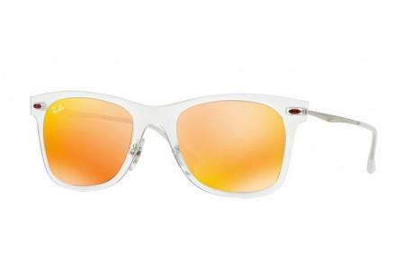 Lunettes de soleil pour homme RAY BAN Cristal RB 4210 646/6Q 50/22