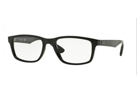 Lunettes de vue pour homme RAY BAN Noir RX 7063 2000 52/18
