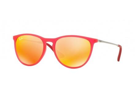 Lunettes de soleil pour enfant RAY BAN Rouge RJ 9060S 70096Q 50/15