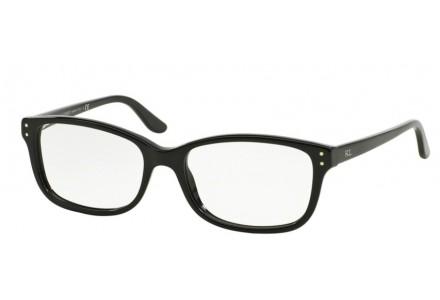 Lunettes de vue pour femme RALPH LAUREN Noir RL 6062 5001 54/16