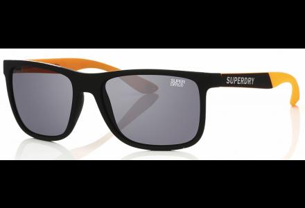 Lunettes de soleil mixte SUPERDRY Noir SDS RUNNER 104