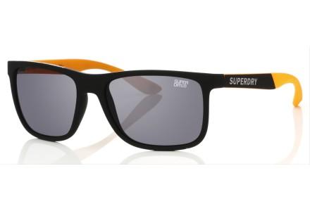 Lunettes de soleil mixte SUPERDRY Noir SDS RUNNER 104 57/18