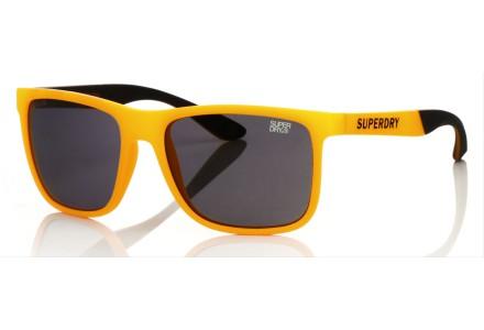 Lunettes de soleil mixte SUPERDRY Jaune SDS RUNNER 115 57/18