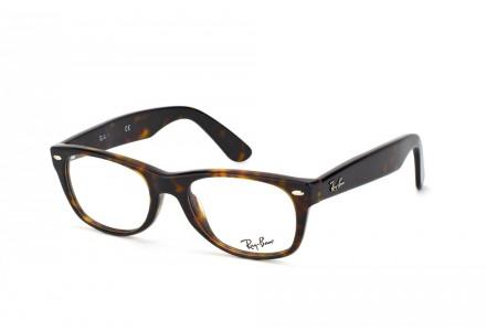 Lunettes de vue mixte RAY BAN Ecaille RX 5184 NEW WAYFARER 2012 50/18