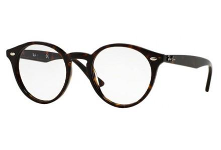 Lunettes de vue pour homme RAY BAN Ecaille RX 2180V 2012 49/21