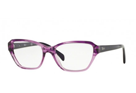 Lunettes de vue pour femme RAY BAN Violet RX 5341 5570 53/17