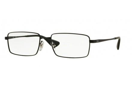 Lunettes de vue pour homme RAY BAN Noir RX 6337M 2503 53/16