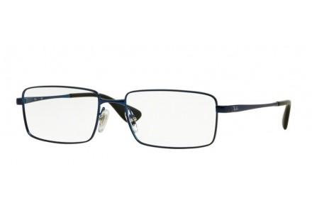 Lunettes de vue pour homme RAY BAN Bleu RX 6337M 2510 55/16