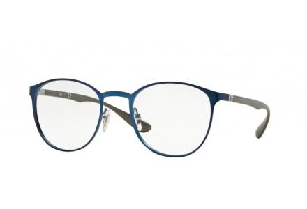 Lunettes de vue mixte RAY BAN Bleu RX 6355 2510 47/20
