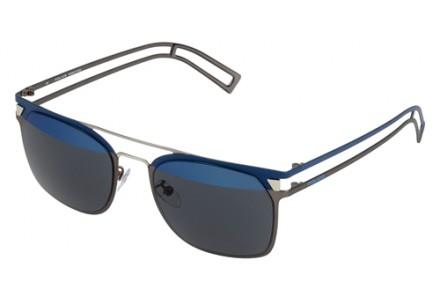 Lunettes de soleil pour homme POLICE Bleu S 8958 SN7H 52/20