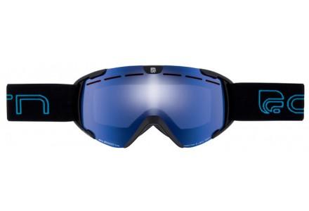 Masque de ski pour enfant CAIRN Noir Mat SCOOP Noir Mat SPX 3000 IUM
