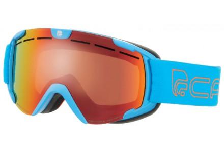 Masque de ski pour enfant CAIRN Bleu SCOOP Bleu Mat SPX 3000 IUM
