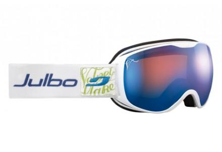 Masque de ski mixte JULBO Blanc PIONEER Blanc Polarisé