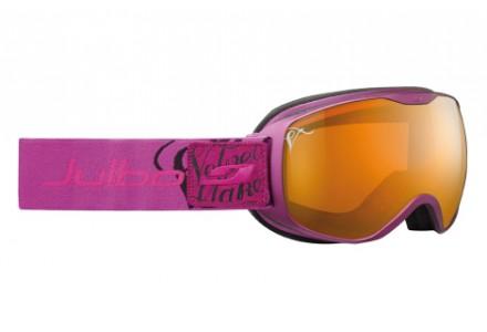 Masque de ski mixte JULBO Violet PIONEER Violet Polarisé