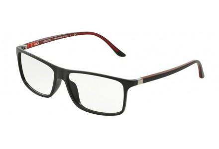Lunettes de vue pour homme STARCK EYES Noir Mat SH 1240 0001 59/15