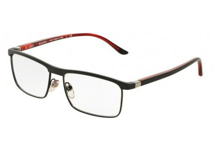 Lunettes de vue pour homme STARCK EYES Noir Mat SH 3029 0005 55/17