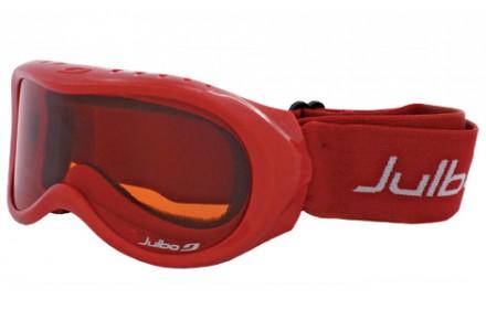 Lunettes de soleil pour enfant JULBO Rouge SATELLITE rouge orange
