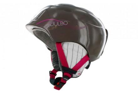Casque de ski mixte JULBO Gris GEISHA GRIS 56/58