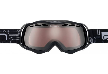 Masque de ski mixte CAIRN Blanc SPEED Blanc Brillant SPX 2000
