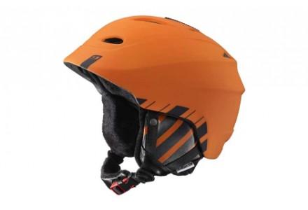 Casque de ski mixte JULBO Orange STARCRAFT Orange - 58/60