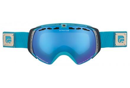Masque de ski mixte CAIRN Bleu STARTOS Bleu mat SPX 3000 IUM