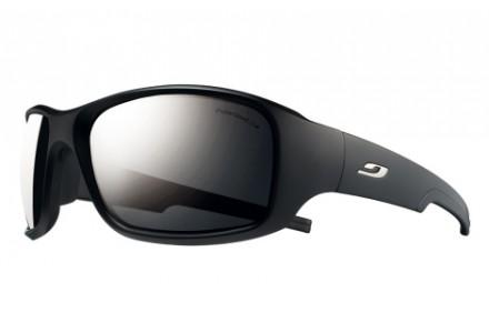 Lunettes de soleil pour homme JULBO Noir Stunt  noir mat / noir Polarized 3+