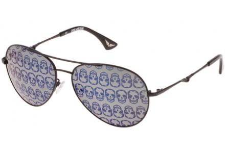 Lunettes de soleil mixte ZADIG ET VOLTAIRE Noir Mat SZV 008 531L 58/15
