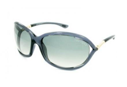 Lunettes de soleil pour femme TOM FORD Bleu WHITNEY TF0009 0B5 64/14