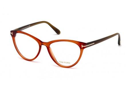 Lunettes de vue pour femme TOM FORD Orange TF 5358 042 52/16