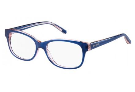 Lunettes de vue pour femme TOMMY HILFIGER Bleu TH 1017 1PS 52/16