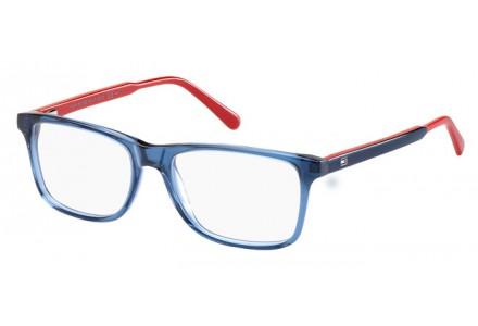 Lunettes de vue pour femme TOMMY HILFIGER Bleu TH 1274 4LN 54/17