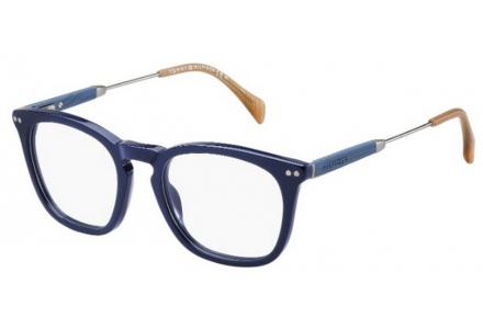 Lunettes de vue pour homme TOMMY HILFIGER Bleu TH 1365 JW8 50/20