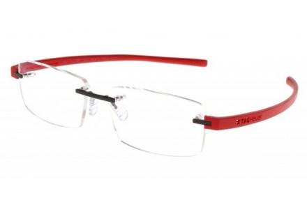 Lunettes de vue pour homme TAG HEUER Rouge TH 3941 002 REFLEX 3 56/16