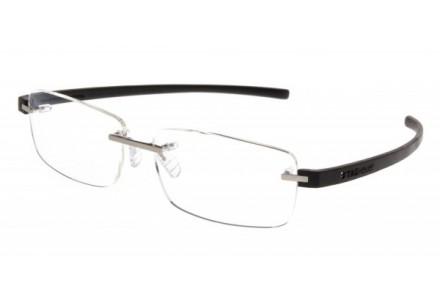 Lunettes de vue pour homme TAG HEUER Noir TH 3942 008 REFLEX 3 60/15