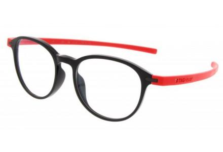 Lunettes de vue pour homme TAG HEUER Rouge TH 3953 004 REFLEX 3 50/17