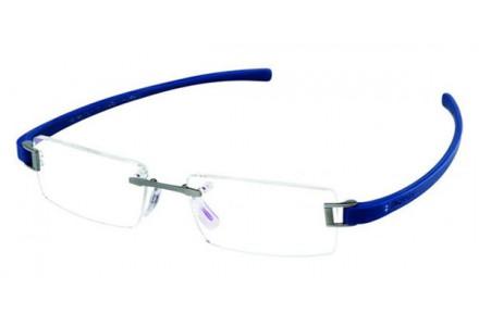 Lunettes de vue pour homme TAG HEUER Bleu TH 7103 016 53/18 TRACK